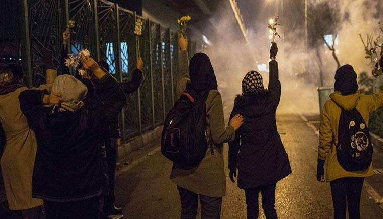 تظاهرات کنندگان زندانی در ایران را آزاد کنید