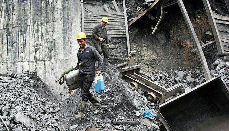 تونل معدن همکار راور کرمان ریزش کرد