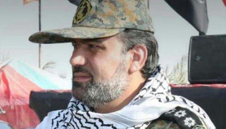 فرمانده بسیج دارخوین شادگان پاسدار عبدالحسین مجدمی کشته شد