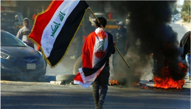 قیام مردم عراق با نزدیک شدن ۲۰ ژانویه فوران میکند