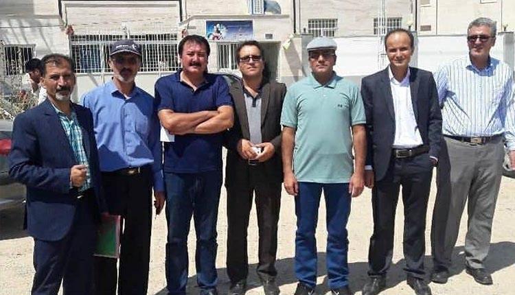 معلمان معترض خراسانی به ۴۱ سال زندان محکوم شدند