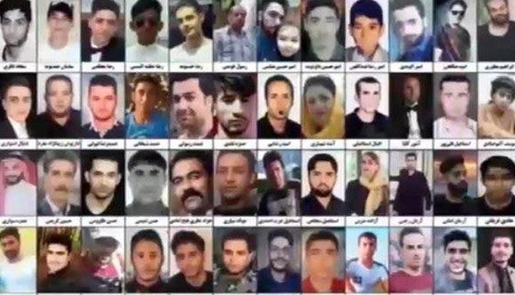 اسامی ۳۱تن دیگر از شهیدان قیام سراسری آبان ماه منتشر شد