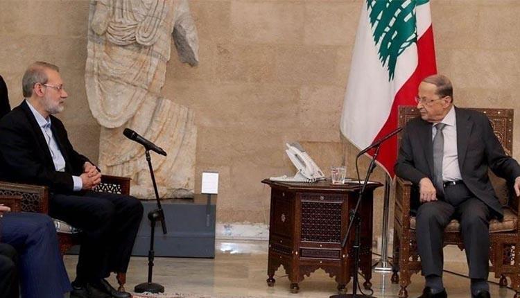اقتصاد ورشکسته و فروپاشیده رژیم و اعلام آمادگی رئیس مجلس ایران برای کمک اقتصادی به لبنان !!!