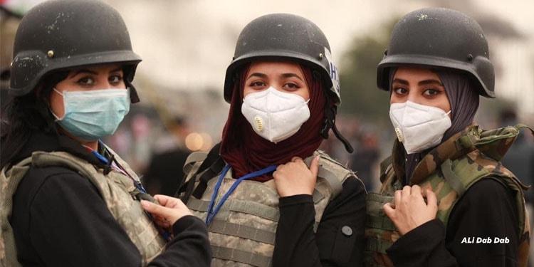 دختران عراق