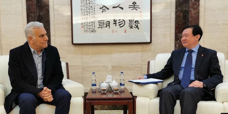 سفیر چین