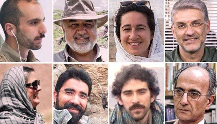 صدور احکام سنگین علیه فعالان محیط زیست محبوس در زندان اوین