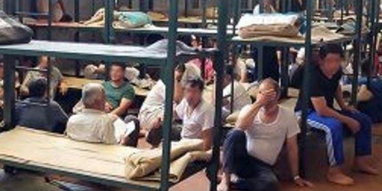جانباختن ۶ زندانی مبتلا به ویروس کرونا در زندان تهران بزرگ