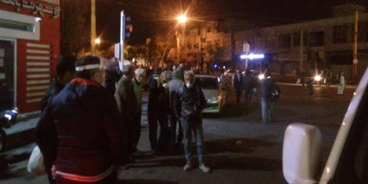 رها کردن هزاران معتاد در تهران