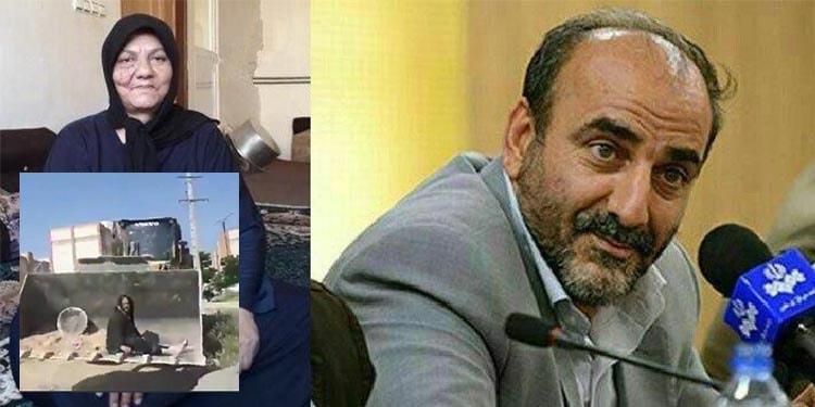 اعتراف مسًول بسیج دانشگاه رازی کرمانشاه به مرگ آسیه پناهی با اسپری فلفل پلیس و شهرداری کرمانشاه