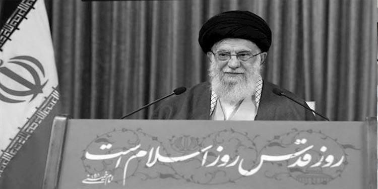 خامنهای تحت لوای روز قدس و گرد و خاک صدور تروریسم