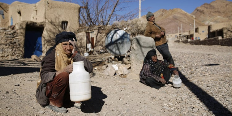 ابر بحران بیآبی در ایران