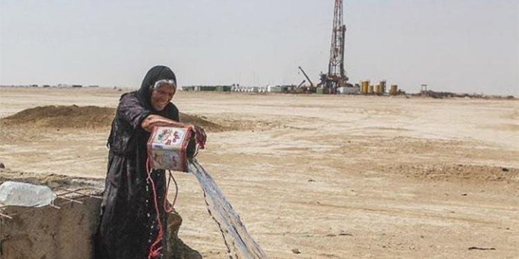 بحران آب در منطقه بروال اهواز و روستاهای سبزوار خراسان رضوی
