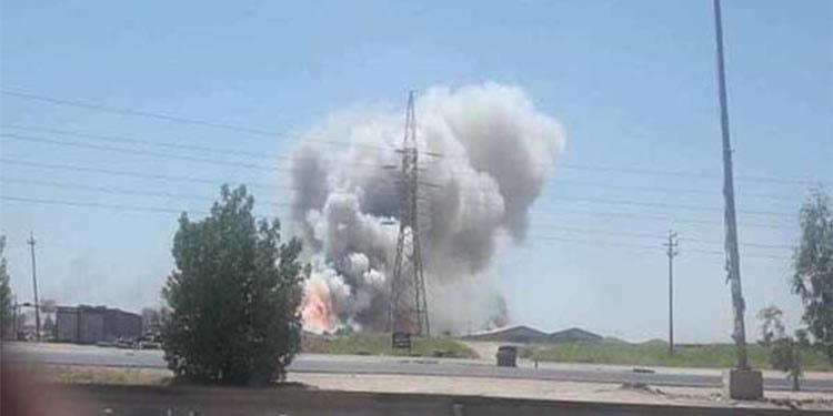 وقوع انفجار در مسیر زاهدان، خاش در روستای گلوگاه بخش کورین زاهدان