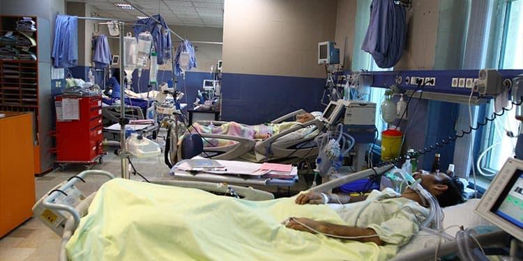 ابعاد فاجعه کرونا از زبان رئيس بخش ویژه بیمارستان شیراز