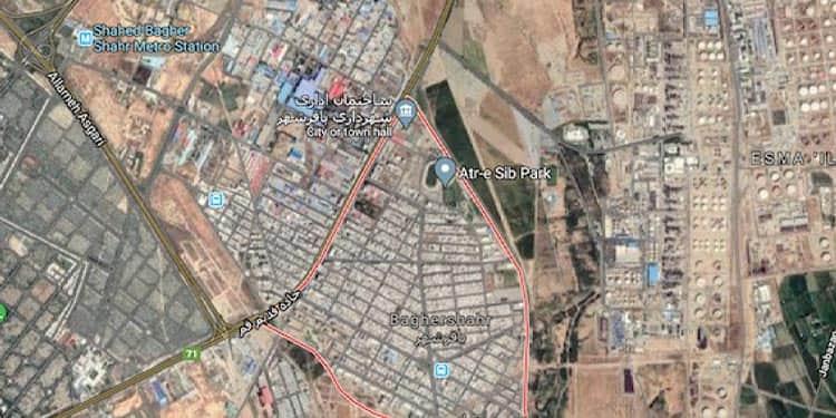 انفجار مهیب در باقرشهرکهریزک تهران با دو کشته و ۳ مجروح