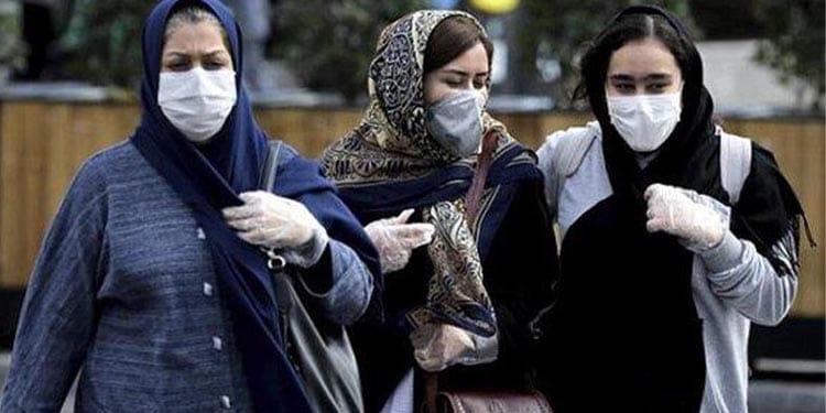 گسترش ویروس کرونا در ایران و تکمیل شدن تختهای بیمارستانها