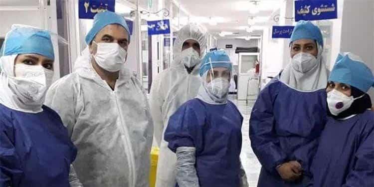 اعتراض پزشکان به تجمعات و کاهش ساختگی آمار فوتیهای کرونا در کشور