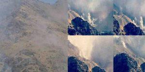 حمله پهبادی و توپباران مقرات احزاب کردستانی در پیرانشهر