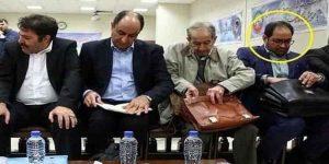فرار علی اشرف ریاحی داماد وزیر پیشین صنعت