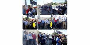 پنجاه ودومین روز اعتصاب کارگران نیشکر هفتتپه