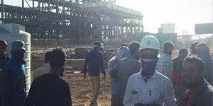 پنجمین روز اعتصابات سراسری کارگران پالایشگاهها و نیروگاههای ایران
