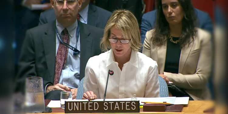 شاهکار دروغ پردازی تفسیر سفیر آمریکا در ملل متحد از سخنرانی روحانی درمجمع عمومی