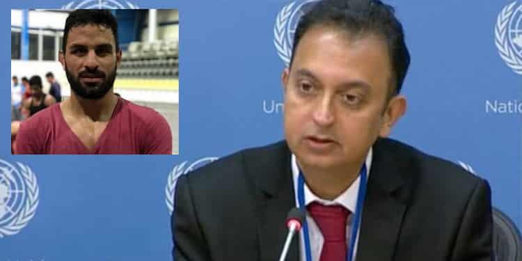 گزارشگران ملل متحد اعدام نوید افکاری را فراقضایی و خودسرانه خواندند