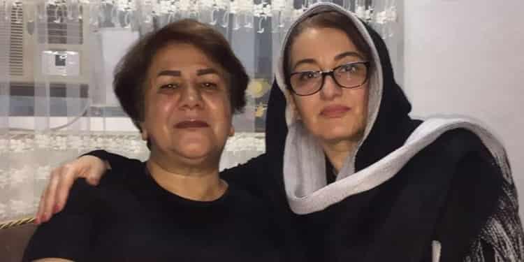 زندانی شدن دو تن از زنانی که خواستار استعفای خامنهای شده بودند
