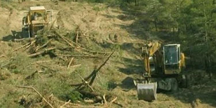نقش سپاه در نابودی محیط زیست
