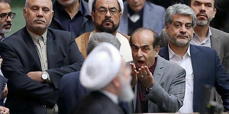 حمله روحانی به مجلس؛ نگذاشتید کار مشترک بکنیم