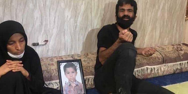 داغی دیگر بر دل مادر داغدیده بوشهری