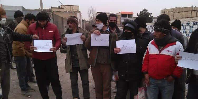 در آستانه زمستان، اعتصاب و اعتراض ایران را فرا میگیرد