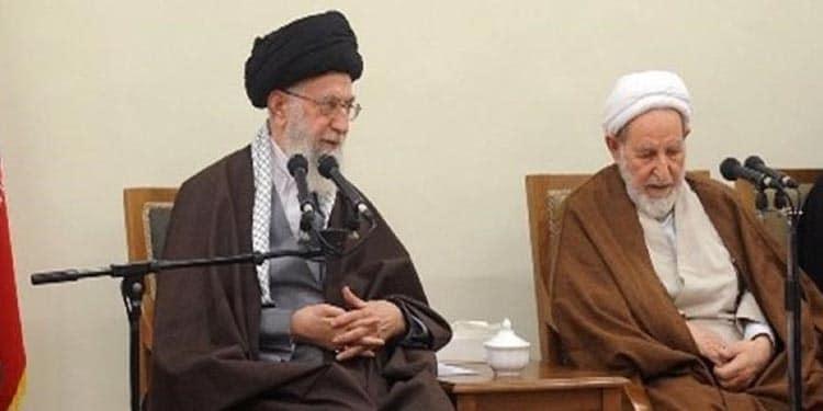 محمد یزدی یکی از میرغضبهای خامنهای مُرد