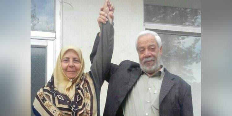 هاشم خواستار؛ زندان نمیتواند مرا وادار به سکوت کند