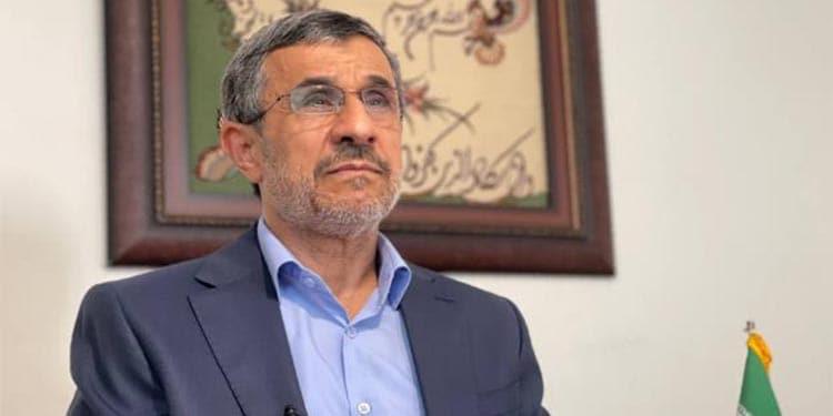هشدار احمدی نژاد؛ دارد سیل می آید