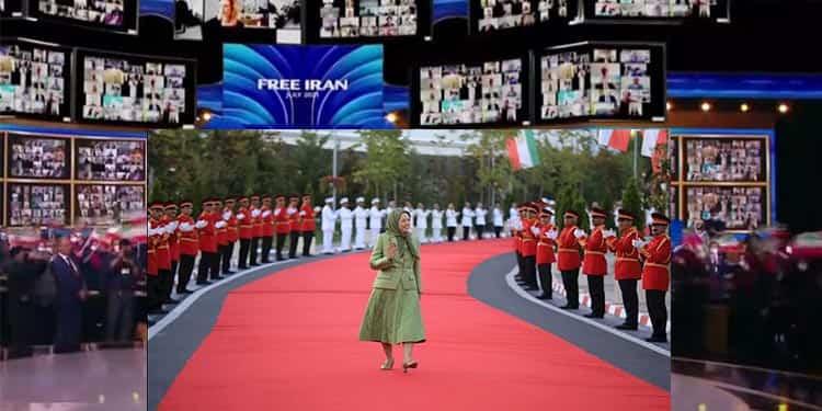 بزرگترین گردهمایی آنلاین توسط اپوزیسیون ایران در ۵۰هزار نقطه جهان