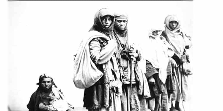 شبرنگ به تاریخ؛ قحطی نان و شورش زنان
