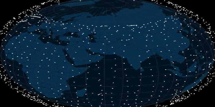 ماهواره استارلینک دکان فیلترینگ را تخته میکند