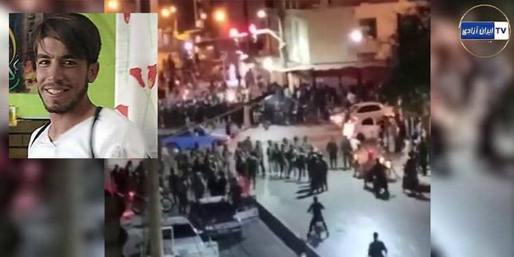 مصطفی نعیماوی نخستین شهید قیام مردم خوزستان علیه بی آبی