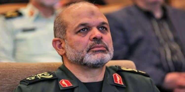 احمد وحیدی وزیر کشور پیشنهادی رئیسی کیست