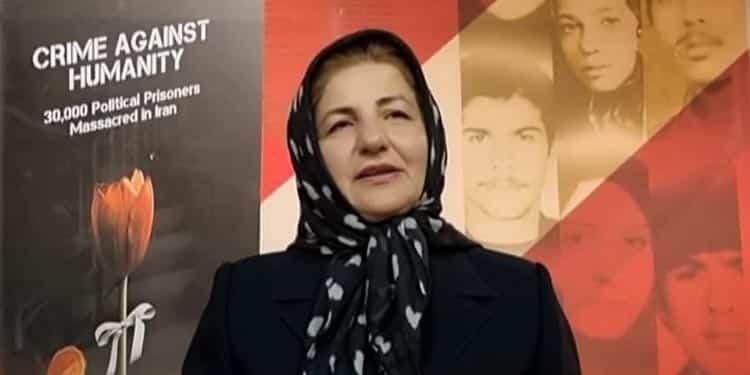 سیما میرزایی سخن می گوید؛ زنی که ۱۴ تن از خانواده اش اعدام شدند