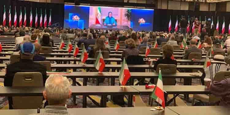 کنفرانس بزرگ اپوزیسیون ایران در واشینگتن همزمان با اجلاس مجمع عمومی