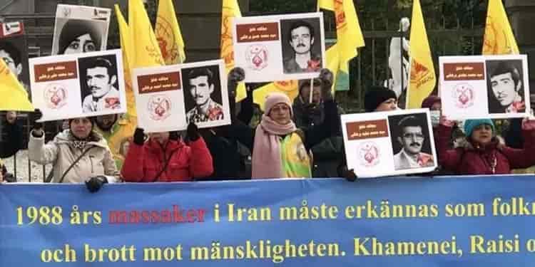 دادگاه حمید نوری؛ شهادت زنی که ۶برادرش توسط حکومت به قتل رسیدند