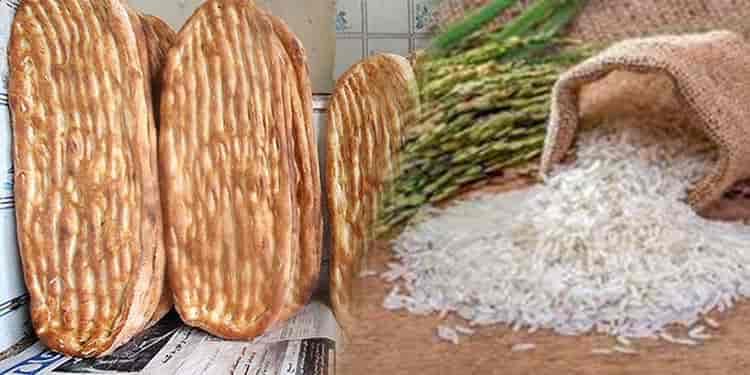 گران شدن نان توسط رئیسی و افزایش بی رویه قیمت ها و نرخ تورم